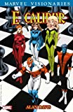 Alan Davis Excalibur Visionaries: Alan Davis Volume 1 TPB (Graphic Novel Pb)