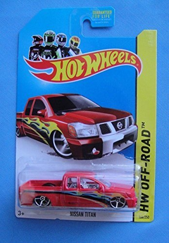 2013-hot-wheels-kmart-exclusive-hw-off-road-nissan-titan-red-ships-in-a-box-by-hot-wheels