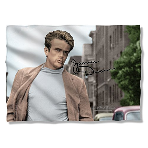 James Dean Colorful Walk Pillow Case DEA494PLO