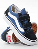 Vans Old Skool V Kids shoe - Navy