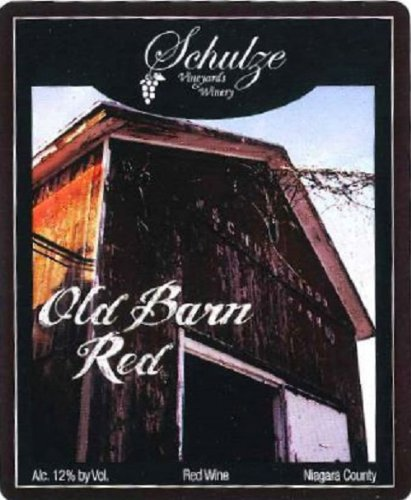 Nv Schulze Vineyards Old Barn Red 750 Ml