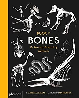 Book Cover: Book of Bones: 10 Record-Breaking Animals