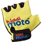 KIDDIMOTO Bike Accessory GLOVES Yellow