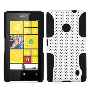 Lumia 520 - Venta al por Menor-Packaging - Blanco / Negro: Electronics