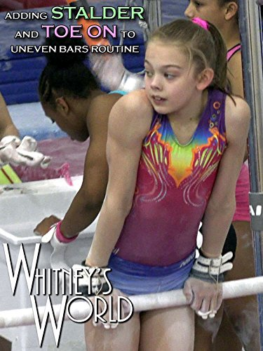 Adding Stalder and Toe On to Uneven Bars Routine on Amazon Prime Video UK