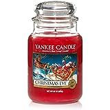 Yankee Candle - Christmas eve frasco, tamaño grande