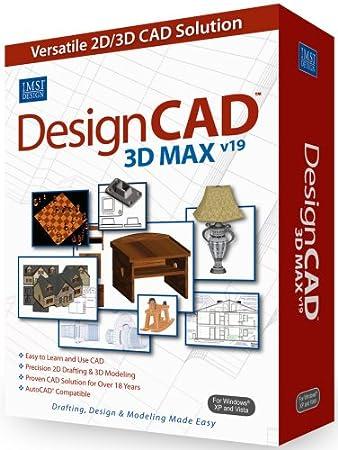 DesignCAD Max V19 [Old Version]