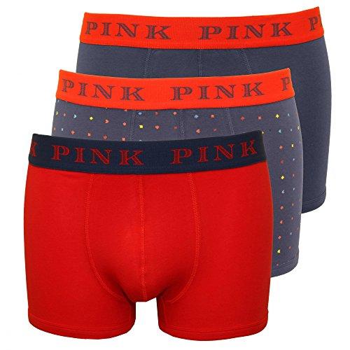 thomas-pink-3er-pack-tankkarte-print-herren-boxer-trunks-marine-rot-navy-x-large