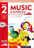 img - for Music Express: Book 2: Lesson Plans, Recordings, Activities and Photocopiables book / textbook / text book