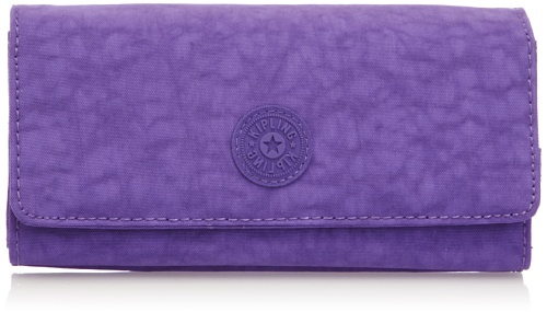 Kipling Womens Brownie Wallet K1386561G Vivid Purple