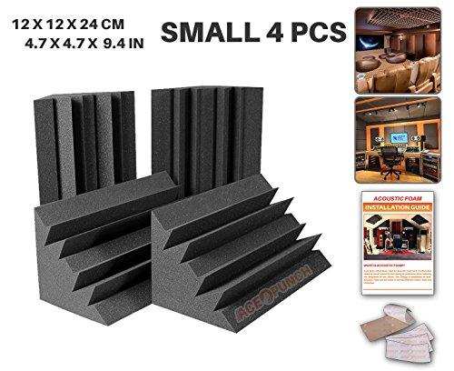 ace-punch-4-pezzi-trappola-bass-schiuma-acustica-pannello-isolamento-acustico-diffusore-acustici-par