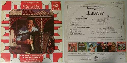 Yvette Horner - Les Grands Succes du Musette - Zortam Music
