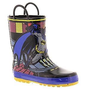 Batman Kid's Rain Boot with Batman
