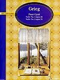 Image de Peer Gynt: Suiten Nr. 1 op. 46 und Nr. 2 op. 55. op. 46 and 55. Klavier. (Schott Piano Classics)