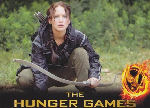 The Hunger Games Movie Single Trading Card #58 NON-SPORTS NECA 2012
