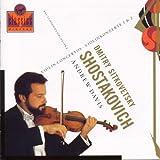 Shostakovich;Violin Cons1&2