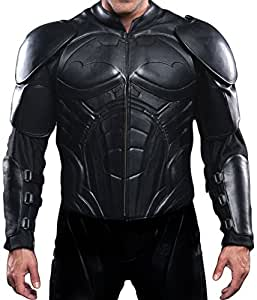 UD Replicas Ud Replicas Batman Begins Movie Replica Motorcycle Jacket, X Large