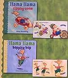 img - for Llama Llama Hoppity-Hop & Llama Llama Zippity-Zoom - 2 Pack (Llama Llama Board Books) book / textbook / text book