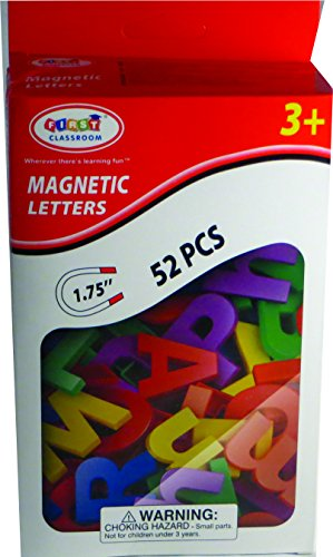 "First Classroom 1.75"" Magnetic Letters Playset (52-Piece) - 1"