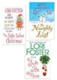img - for The Naughty List Bundle with The Night Before Christmas & Yule Be Mine book / textbook / text book