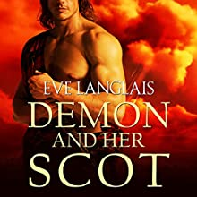 A Demon and Her Scot Audiobook by Eve Langlais Narrated by Mindy Kennedy