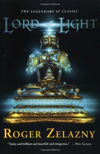 Lord of Light book cover
