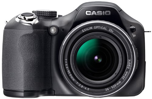 Casio EXILIM EX-FH20 is one of the Best Casio Digital Cameras for Action Photos