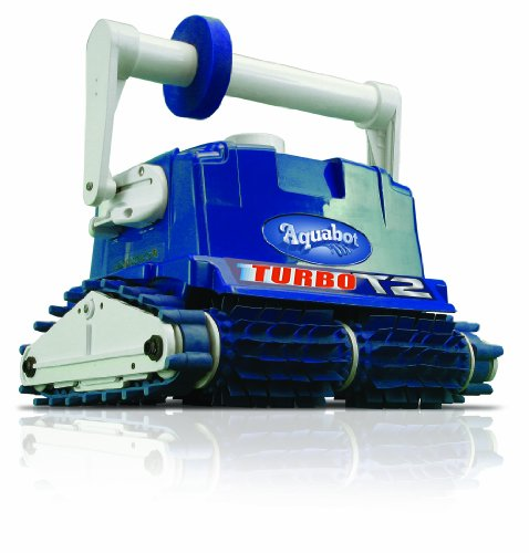 Aquabot Turbo T2, Robotic In-ground Pool Cleaner