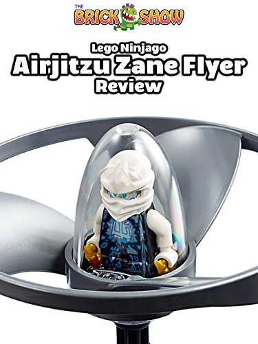 Review: Lego Ninjago Airjitzu Zane Flyer Review