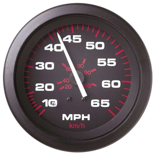 Sierra International 57900P 65 mph Amega Speedometer Kit