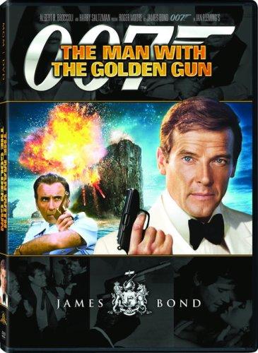 The Man with the Golden Gun / Человек с золотым пистолетом (1974)