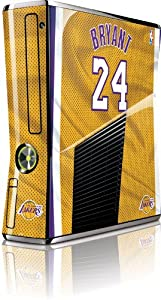 NBA - Player Jerseys - Kobe Bryant Los Angeles Lakers Jersey - Microsoft Xbox 360... by Skinit