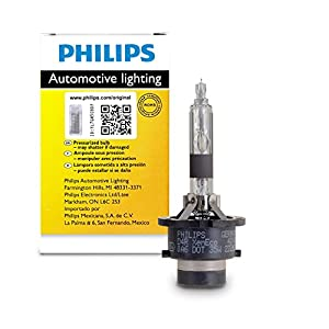 Philips D4R Xenon HID Headlight Bulb, Pack of 1
