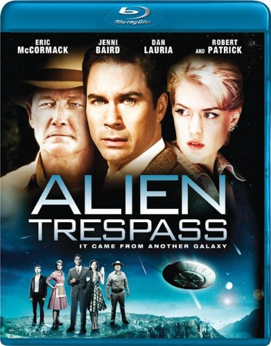Cover art for  Alien Trespass [Blu-ray]