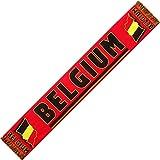 PROMOTION-Echarpe-supporter-Belgium-Belgique-Diables-Rouges