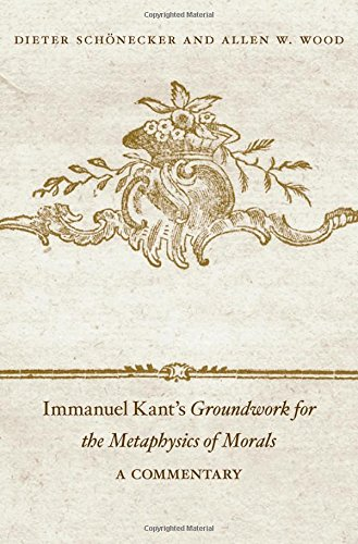 Immanuel Kant's <i>Groundwork for the Metaphysics of Morals</i>: A Commentary