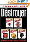 The Destroyer Books 61-65 (Lords of t...