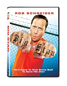 NEW Big Stan (DVD)