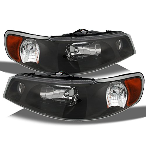 lincoln-town-car-amber-black-bezel-oe-replacement-headlights-driver-passenger-head-lamps-pair-new