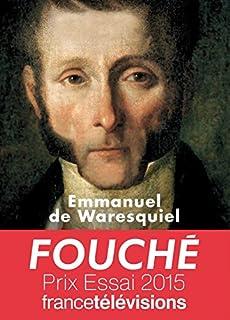Fouché : les silences de la pieuvre, Waresquiel, Emmanuel de