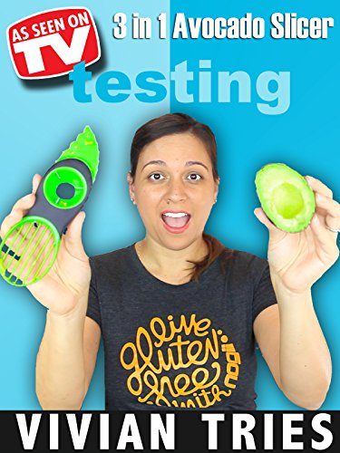 Review: Vivian Tries 3 in 1 Avocado Slicer: Testing As Seen On Tv