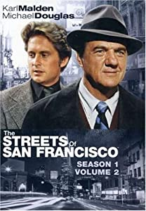 Streets of San Francisco - Season 1 (Vol. 1-2)
