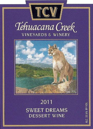 2011 Tehuacana Creek Vineyards And Winery Sweet Dreams Chardonnay White Port 375 Ml