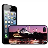 Fancy A Snuggle Suleymaniye Camii Mosque On River Side Night View in Turkey Clip On Back Cover Hard Case for Apple iPhone 5