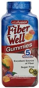 vitafusion Fiber Gummies, 220 Count