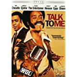 Talk to Me (Widescreen Edition) ~ Don Cheadle