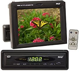 Pyle - In-Dash 6.5'' TFT LCD Video Monitor