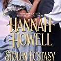 Stolen Ecstasy Audiobook by Hannah Howell Narrated by Caroline Shaffer