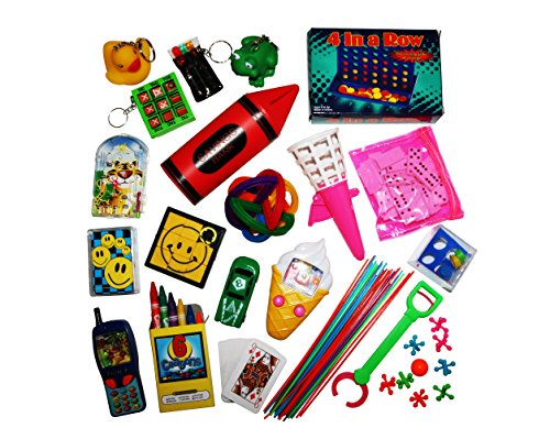 Party-Favors-Prize-and-Toy-Box-Assortment-Great-for-Kids-Parties-Carnivals-School-classroom-rewards-and-events-Pack-of-20-Different-Prizes-Beloved-by-kids-EXCLUSIVELY-sold-by-SMART-NOVELTY