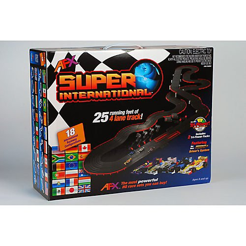 AFX 21018 Super International (MG+) (Afx Slot Car Race Track Sets compare prices)